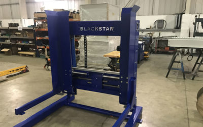 Blackstar Supply Pallet destacker to RDS